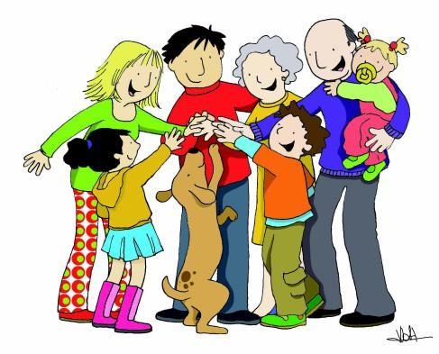Acciones de Familia en el Área de Infancia de Grupo AMÁS.