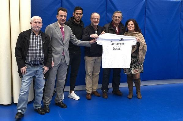 Gymkana Deportiva en la XI Semana de la Diversidad Funcional del Ayuntamiento de Leganés.