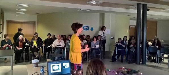 V Jornada Red Ética de Grupo AMÁS. Foto: Grupo AMÁS.