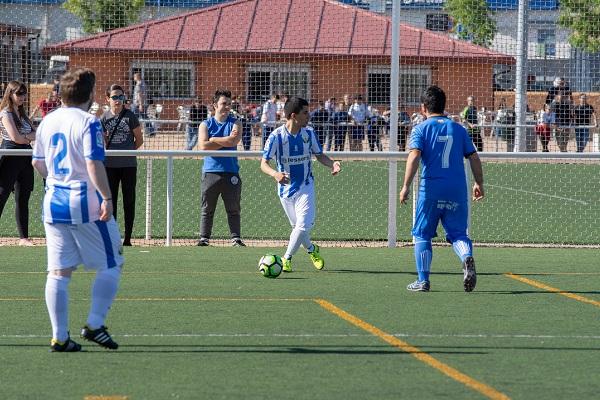 I Torneo Fútbol 8 de Grupo AMÁS. Foto: Grupo AMÁS