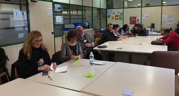 Servicio de Información y Formación a familias. Foto: Grupo AMÁS.