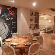 Restaurante Gallinas y Focas. Foto: Grupo AMÁS