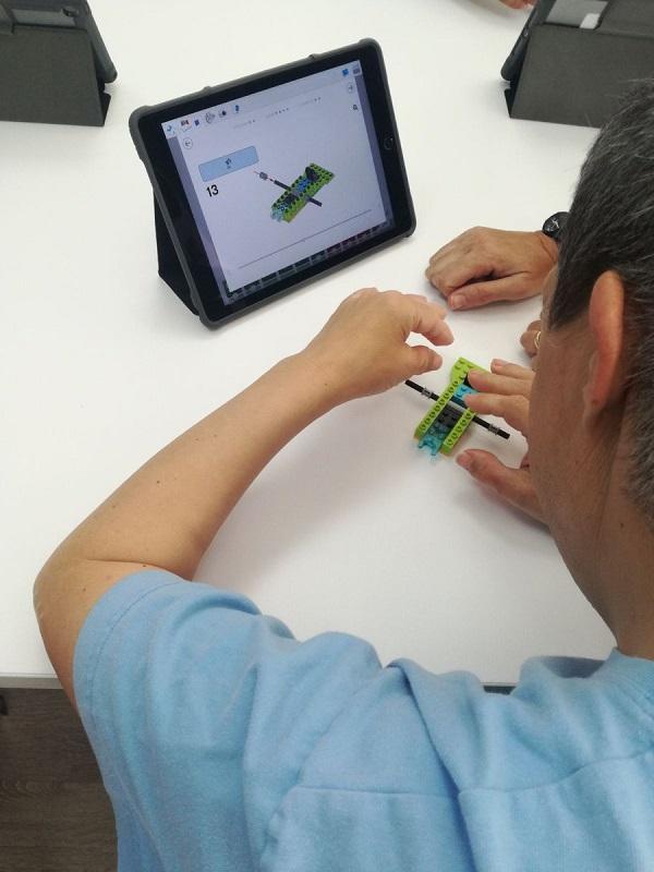 Diseño de piezas para tecnología 3D. Foto: Grupo AMÁS.