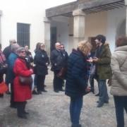 Excursión del Servicio de Apoyo a las Familias a Alcalá de Henares. Foto: Grupo AMÁS.
