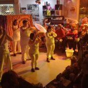 Actuación de AMÁS Escena en Concept Store Másymenos. Foto: Grupo AMÁS.