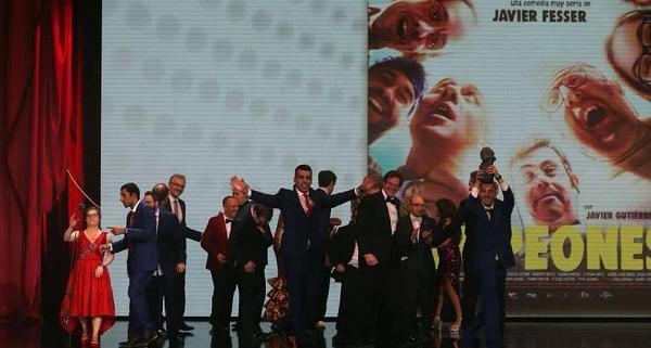 """""""Campeones"""", Mejor Película en los Premios Goya 2019"""