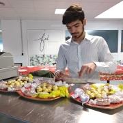 Bankia apoya con 8.200 euros la inclusión laboral de personas con discapacidad intelectual de la Fundación AMÁS. Foto: Grupo AMÁS.