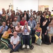 """Premios """"Lo que tú haces cuenta"""". Foto: Grupo AMÁS"""