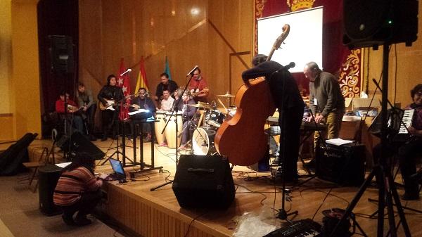 """I Festival """"Con la Música a otra parte"""". Foto: Grupo AMÁS."""