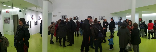 """Exposición """"20 Rosas"""" en el Centro Sociocultural El Soto de Móstoles."""
