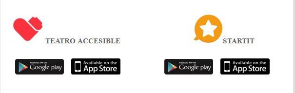 Aplicaciones para descargar las audio explicaciones.