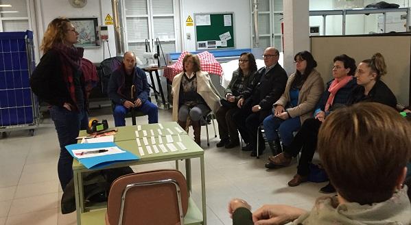 Servicio de Terapia Familiar. Foto: Grupo AMÁS.