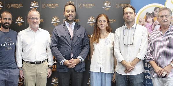 Convenio de colaboración entre Grupo AMÁS y Legabasket.