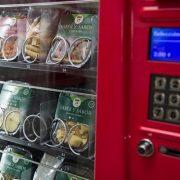 "Máquina expendedora ""Vending Solidario"" de Grupo AMÁS."