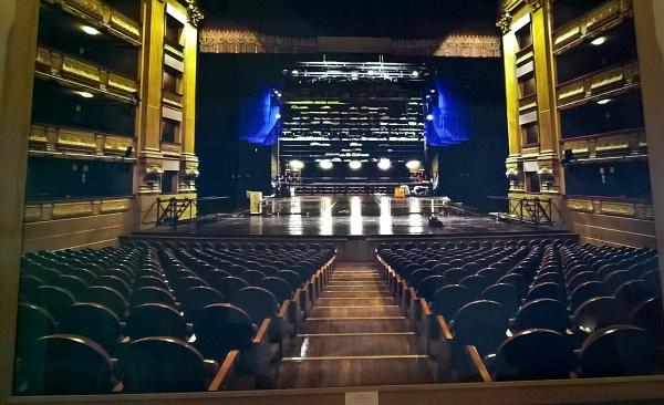 Teatro Real de Madrid. Foto: Grupo AMÁS.
