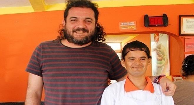 Félix Moraleja, voluntario del Proyecto Sol. Foto: Grupo AMÁS.